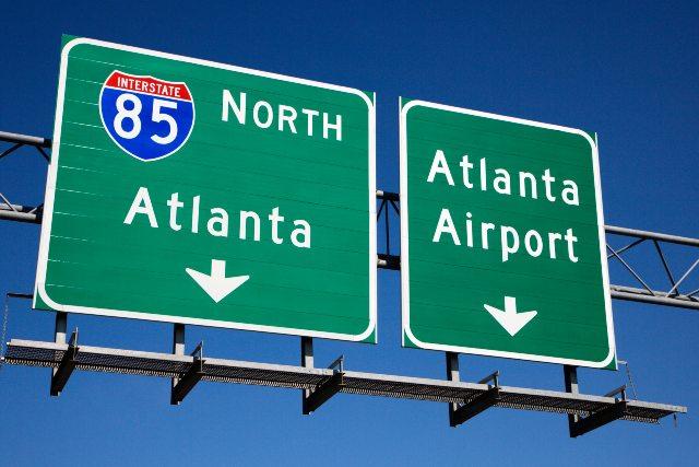 Speeding Tickets in GA